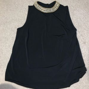 Tops - High neck blouse
